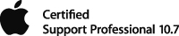 Certified Support Professional 10.7