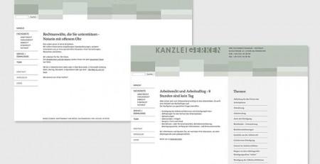 Webdesign Hamburg Kanzlei Gerken